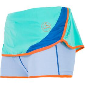 La Sportiva Comet Skirt Women Aqua/Marine Blue
